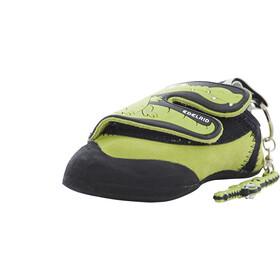 Edelrid Crocy But wspinaczkowy Dzieci zielony/czarny